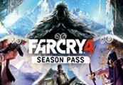 Far Cry 4 - Season Pass PS4 CD Key
