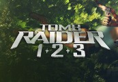 Tomb Raider I + II + III Bundle Steam CD Key