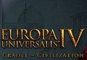 Europa Universalis IV - Cradle of Civilization Collection DLC Steam CD Key