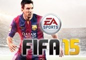 FIFA 15 - 15 FUT Gold Pack (Bonus Pack Only) Origin CD Key