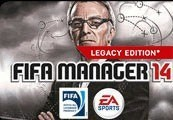 FIFA Manager 14 Legacy Edition EU Origin CD Key