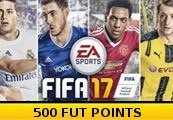 FIFA 17 - 500 FUT Points Clé XBOX One