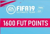 FIFA 19 - 1600 FUT Points US PS4 CD Key