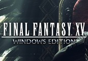 FINAL FANTASY XV Windows Edition VORBESTELLUNG Steam CD Key