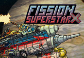 Fission Superstar X Steam CD Key