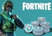 Fortnite 2000 V-Bucks + Counterattack Set Epic Games Voucher