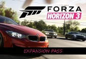 Forza Horizon 3 - Expansion Pass XBOX One / Windows 10 CD Key