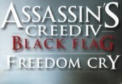 Assassin's Creed IV Black Flag - Freedom Cry DLC Uplay CD Key