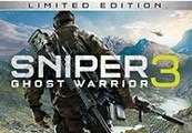 Sniper Ghost Warrior 3 Limited Edition Steam CD Key