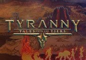 Tyranny - Tales from The Tiers DLC Steam CD key