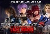DEAD OR ALIVE 5 Last Round - Deception Costume Set DLC ASIA Steam Gift