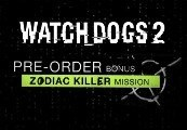 Watch Dogs 2 - Zodiac Killer Mission DLC EU PS4 CD Key
