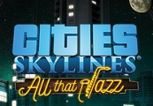 Cities: Skylines - All That Jazz DLC Steam CD Key