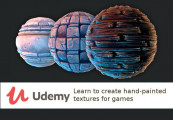 Learn to Create Hand-Painted Textures for Games Udemy Course Key