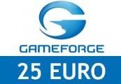 Gameforge 25 EUR E-PIN