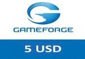 Gameforge 5 USD E-PIN