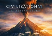 Sid Meier's Civilization VI - Gathering Storm DLC RU VPN Activated Steam CD Key