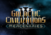 Galactic Civilizations III - Mercenaries Expansion Pack Steam CD Key