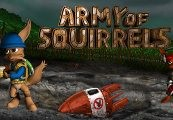 Army of Squirrels Steam CD Key