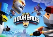 Oh My Godheads EU PS4 CD Key