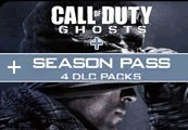 Call of Duty: Ghosts + Season Pass Steam CD Key