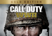 Call of Duty: WWII Gold Edition NA PS4 CD Key