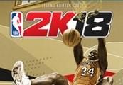 NBA 2K18 Legend Edition Gold Clé Steam