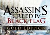 Assassin's Creed IV Black Flag Gold Edition EU Uplay CD Key