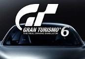 Gran Turismo 6 US PS3 CD Key