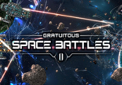 Gratuitous Space Battles 2 Steam CD Key