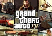 Grand Theft Auto IV Rockstar Digital Download CD Key