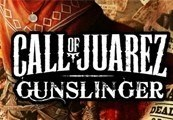 Call of Juarez Gunslinger EU Steam CD Key