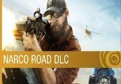 Tom Clancy's Ghost Recon Wildlands - Narco Road DLC Uplay CD Key
