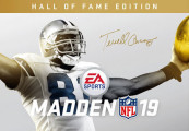 Madden NFL 19 Hall of Fame Edition US PS4 CD Key