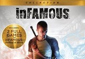 InFAMOUS Collection US PS3 CD Key
