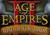 Age of Empires II HD - Rise of the Rajas DLC Steam Gift