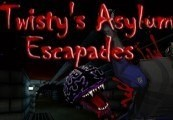 Twisty's Asylum Escapades Steam CD Key