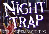 Night Trap - 25th Anniversary Edition Steam CD Key