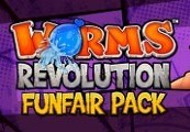 Worms Revolution - Funfair DLC Steam CD Key