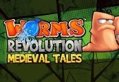 Worms Revolution - Medieval Tales DLC Steam CD Key