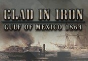 Clad in Iron: Gulf of Mexico 1864 Steam CD Key