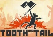 Tooth and Tail EU PS4 CD Key