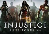 Injustice: Gods Among Us XBOX 360 CD Key