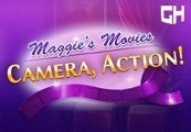 Maggie's Movies - Camera, Action! Steam CD Key