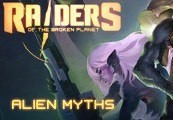 Raiders of the Broken Planet - Alien Myths Campaign DLC PS4 CD Key