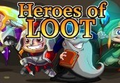Heroes of Loot Steam CD Key