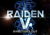 Raiden V: Director's Cut ASIA/Pacific Steam CD Key