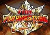 Fire Pro Wrestling World EU PS4 CD Key