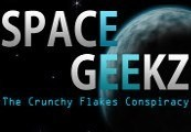 Space Geekz - The Crunchy Flakes Conspiracy Steam CD Key