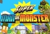 Super Man or Monster Steam CD Key